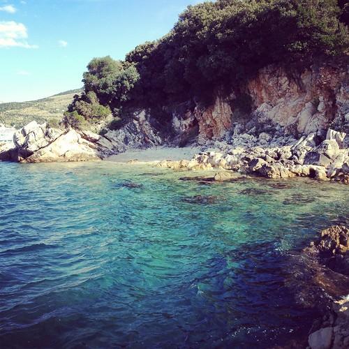 The Adriatic Sea, Croatia