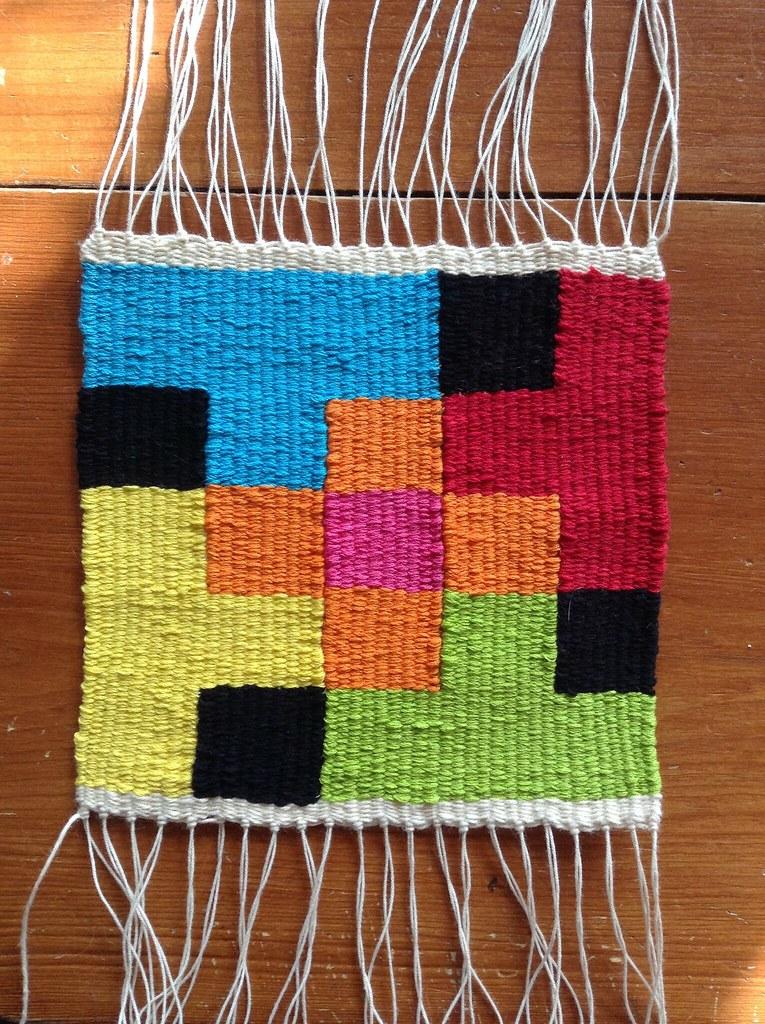 Blocky Tapestry