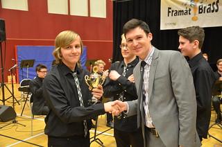 David Karlsson - Vinnare av solistpriset i grupp 2