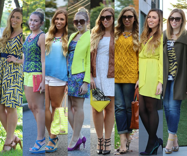 8 Ways to Wear Yellow on Living After Midnite
