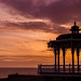 Bandstand Golden Sunset by jamiepryer