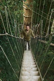 Taman Negara bridge