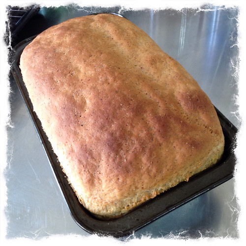 Bread Home Baked