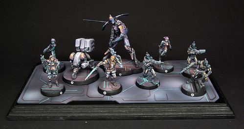 Finished Infinity Aleph Squad