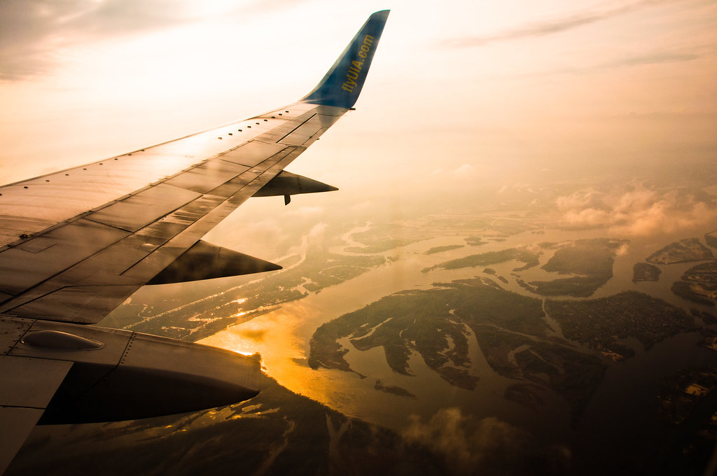 The Dnieper River south of Kiev / Днепр южнее Киева