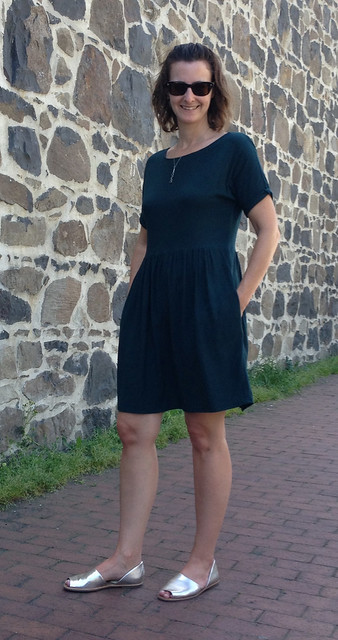 Sorbetto Dress Front