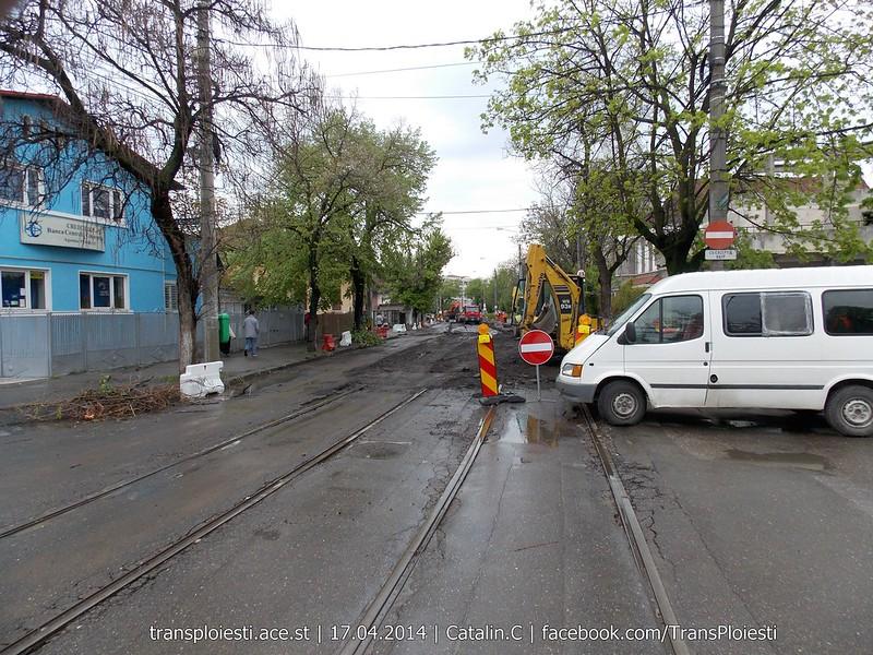 Traseul 101, etapa II: Intersecție Candiano Popescu ( zona BCR ) - Gara de Sud 13915722495_4d1a5a2bd7_c