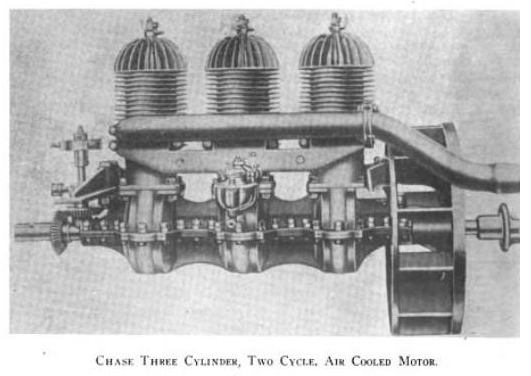 Chase 3 Cylinder