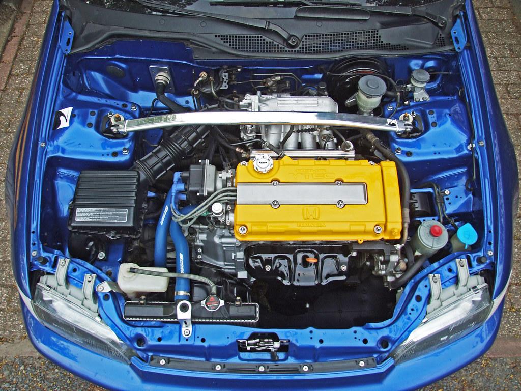 bayside blue eg hatchback hondatech honda forum