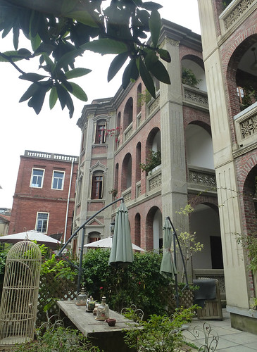 Fujian-Gulang Yu- Centre de l'ile-Ruelles (11)