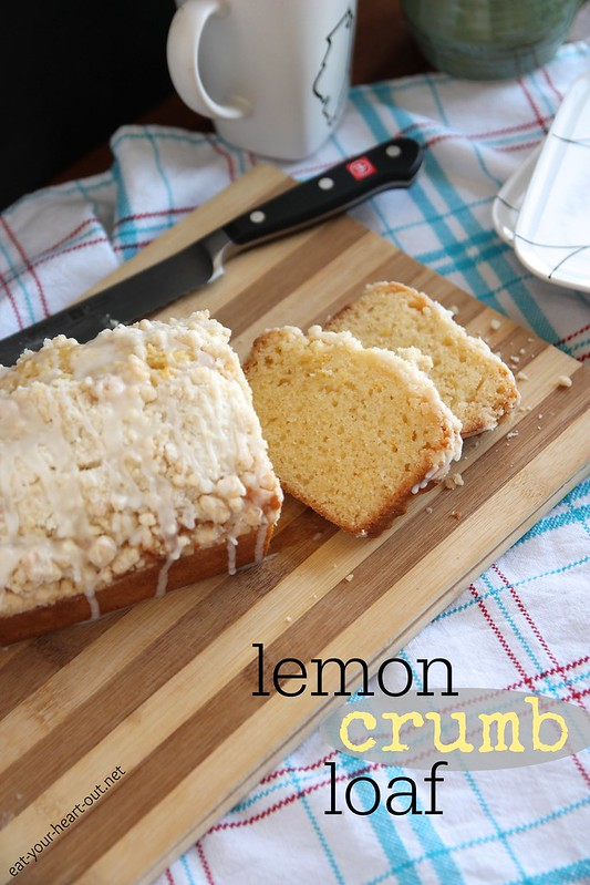 Lemon Crumb Loaf