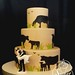 rancher's wedding cake by RebeccaSutterby