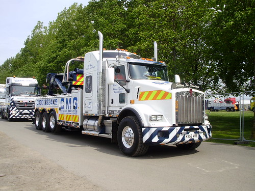 CMG Recovery Kenworth