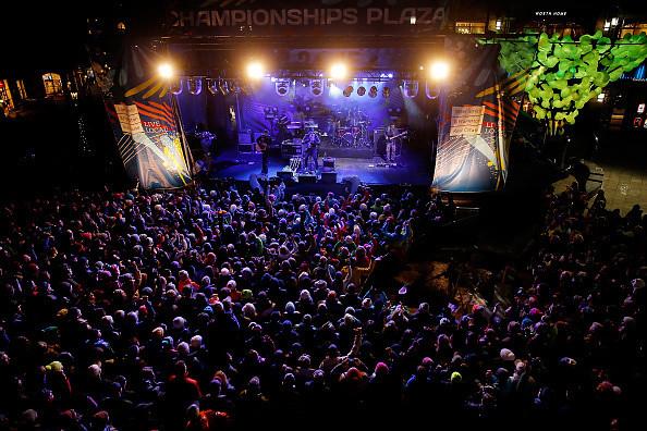 Music at World Championships