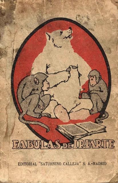 011- Fabulas de Iriarte- 1920- Saturnino Calleja-© BNM