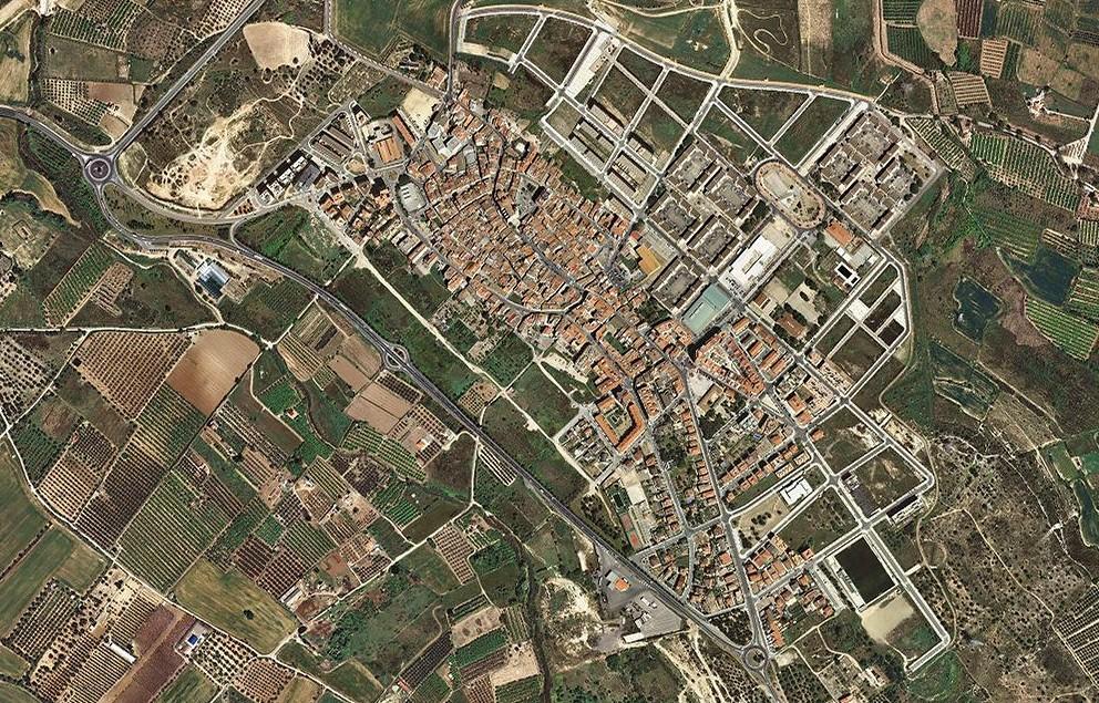 constantí, tarragona, romerí, después, urbanismo, planeamiento, urbano, desastre, urbanístico, construcción, rotondas, carretera