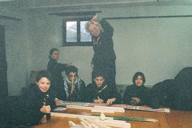 Campo Invernale A.S.  2001 - 2002