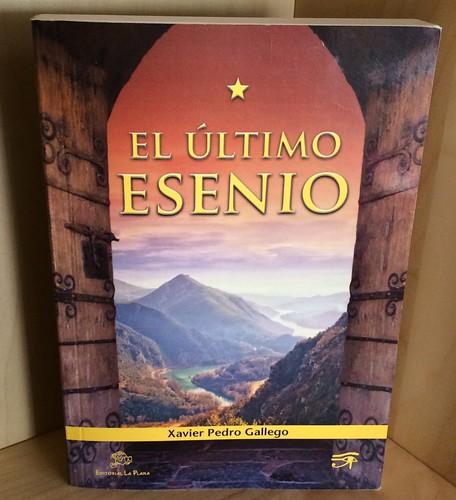 El último Esenio. Xavier Pedro Gallego