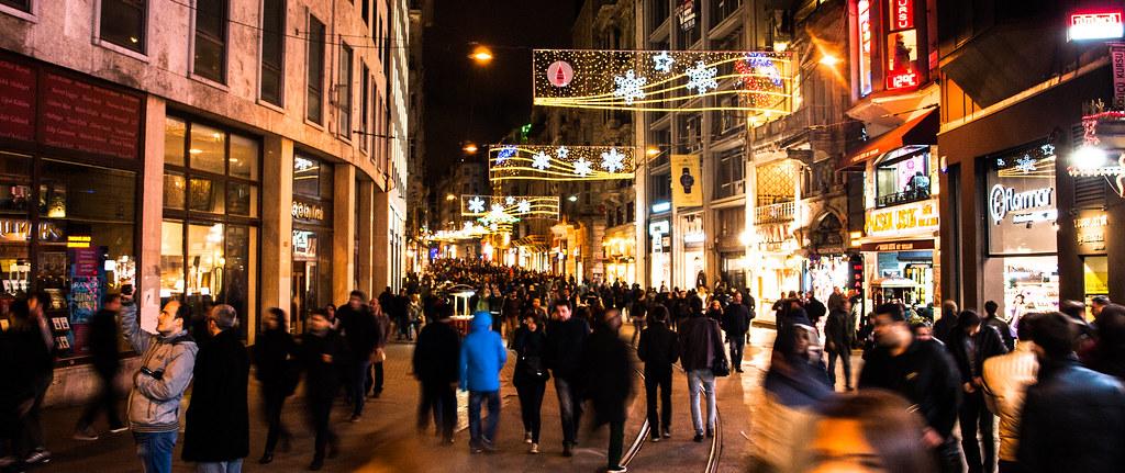 İstiklâl Caddesi - Beyoğlu