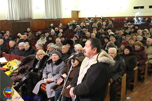 Конференция Светловодской городской организации Партии Пенсионеров Украины 28 января 2014 г. (22)