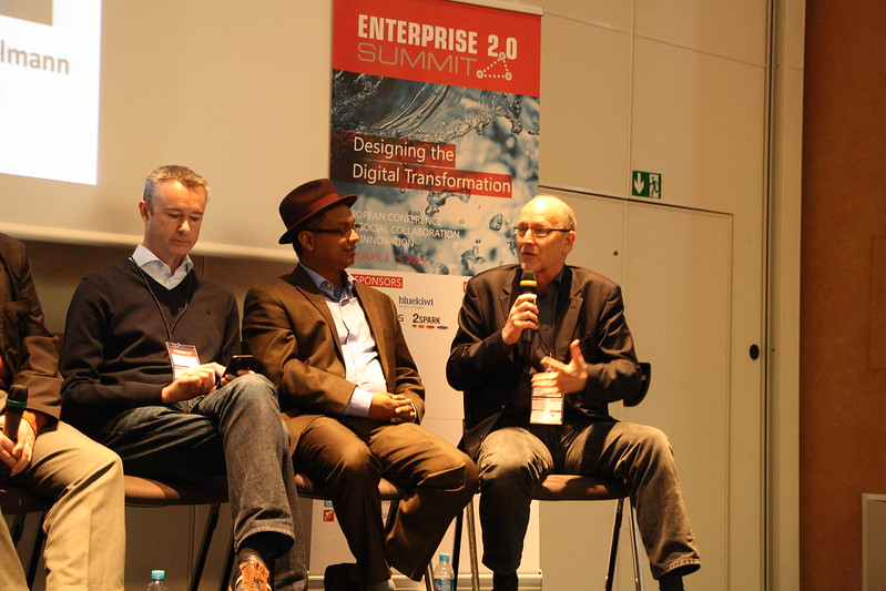 Enterprise 2.0 SUMMIT Paris 2015