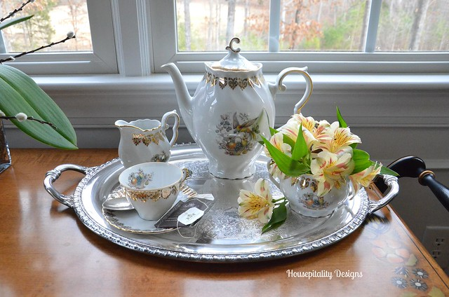 Vintage German Tea Set - Housepitality Designs