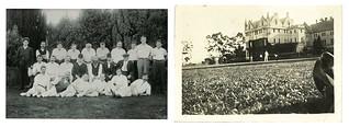 Seacliff Male Nurses Cricket Team 1910