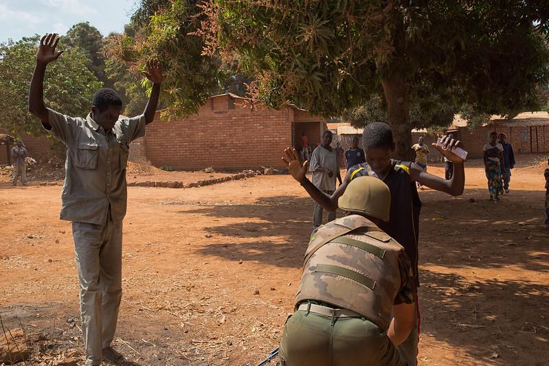Maintien de la paix dans le monde - Les FAR en République Centrafricaine - RCA (MINUSCA) - Page 2 16333484037_6ea0808bb6_c