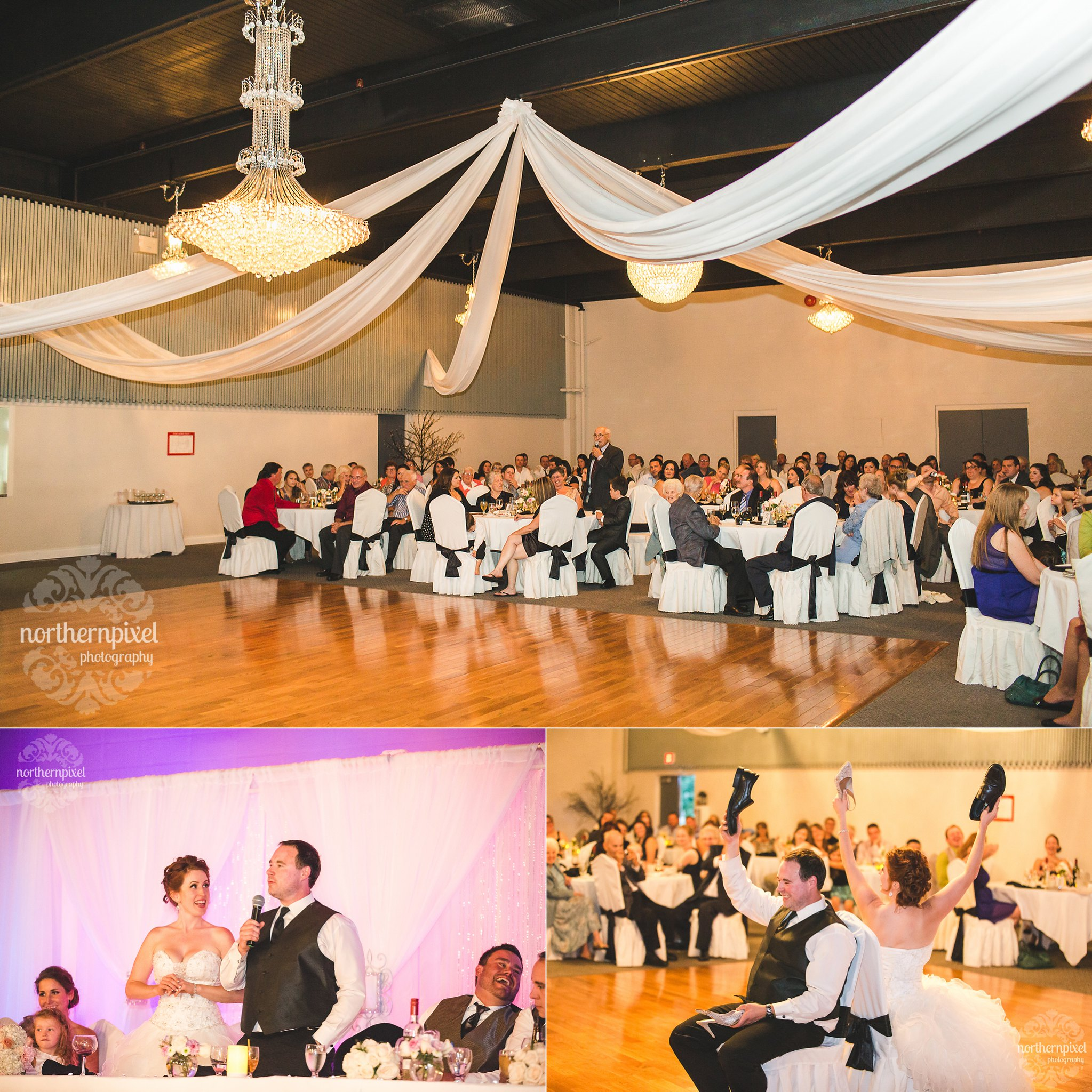 Hart Crown Banquet Hall Wedding Venue Prince George BC