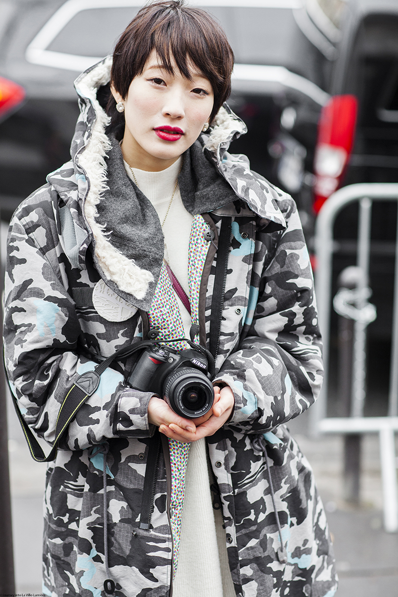 Dice Hayek, Haute Couture, Street style