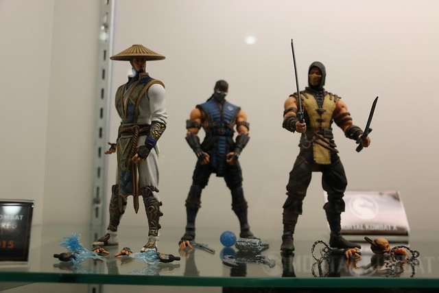 Mezco - New York Toy Fair 2015