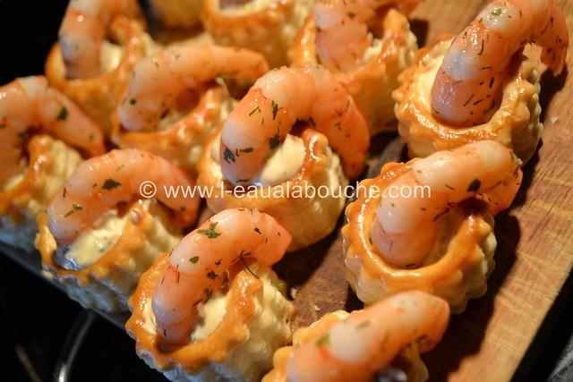 Bouchées Aux Crevettes Mayonnaise Tomates Séchées et Câpres © Ana Luthi 008_GF