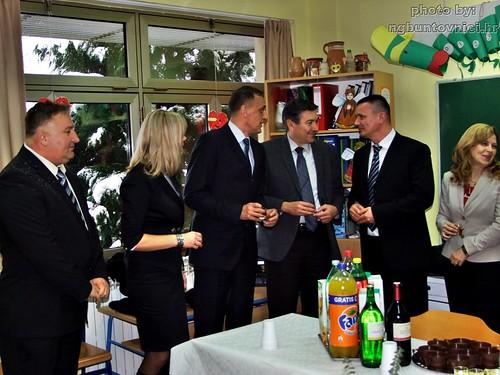 Ministri Jakovina i Mornar Općini Rešetari