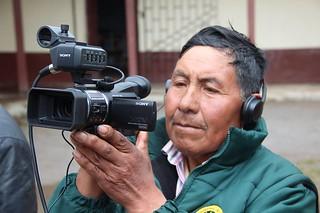 Durante seis jornadas, las y los participantes del proceso realizaron de forma colectiva dos cortometrajes