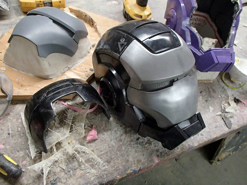 Trimmed Castings Out of Mold