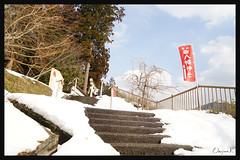 日本京都南丹市_美山雪祭.42