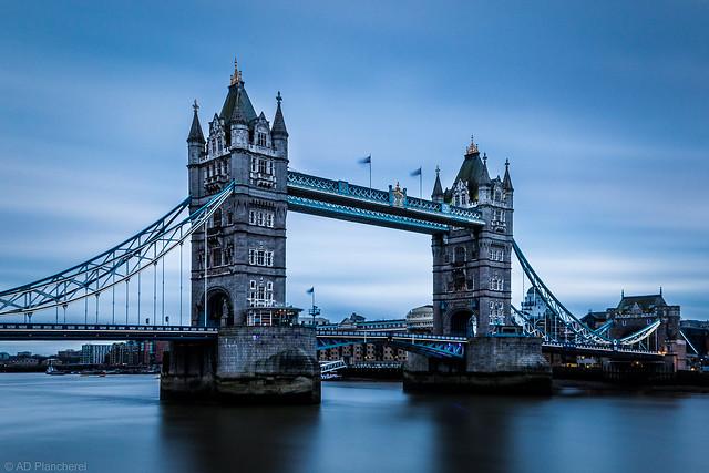Tower bridge blues