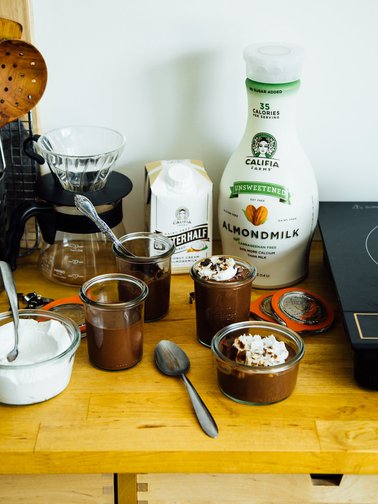 How to make chocolate pudding