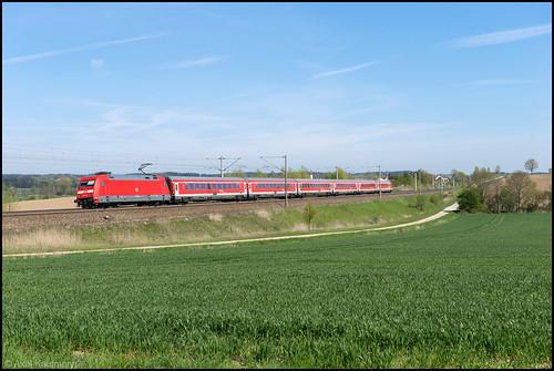 de db 101 ag re bahn nim deutsche regio nahverkehr asbach baureihe mnx re200 spnv münchennürnbergexpress