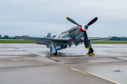 show air 2016 yakovlev yak3 pouť aviatická
