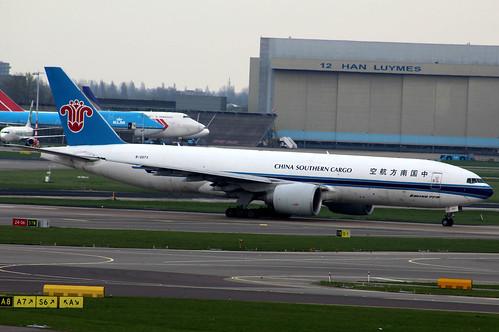 B77L - Boeing 777-F1B