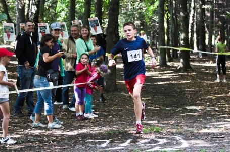 Zformujte středoškolské týmy a porovnejte síly při Babickém 1/4maratonu