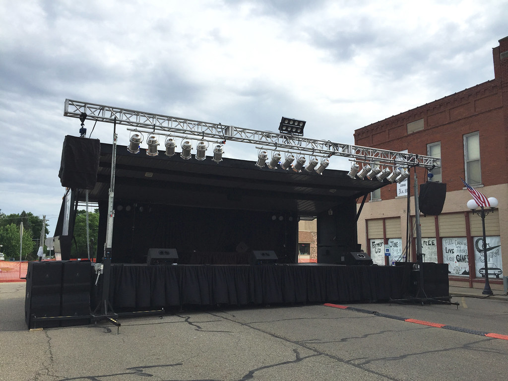 Stage Rentals Mms Rentals And Productions