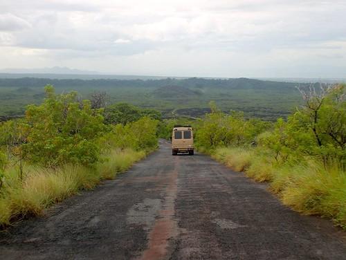 Masaya - de bus vanuit camper Connie en Shamyl