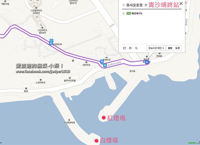 青沙埔地圖