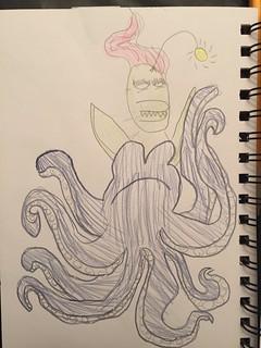 Disney Villain - Ursula - ET