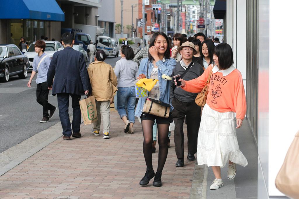 Kanocho 5 Chome, Kobe-shi, Chuo-ku, Hyogo Prefecture, Japan, 0.002 sec (1/500), f/6.3, 85 mm, EF85mm f/1.8 USM