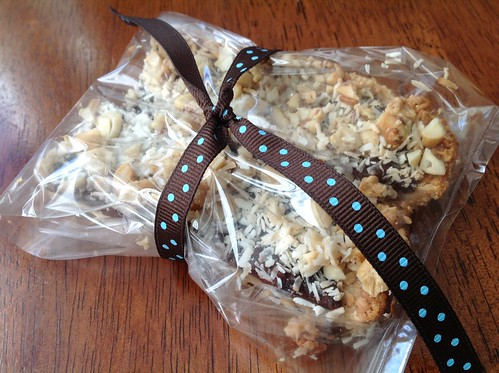 Coconutty Snack Bars