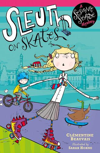 Clémentine Beauvais, Sleuth on Skates