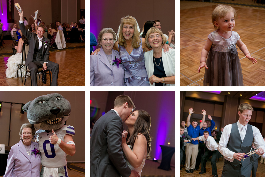 Hilton Garden Inn Manhattan Wedding Reception